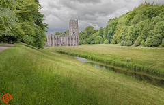 Fountains Abbey (Fred255 Photography) Tags: fred255photography2016 canon canoneos1dsmarkiii manfrotto markiii fountainsabbey northyorkshire architecturalphotography hdr nikhdr ef1635mmf4lisusm llens 7thcentury vikingraids harrowingofthenorth williami riverskell ripon britainslargestmonasticruin 1132 benedictinemonks stmarysabbey york cistercianmonks dissolutionofthemonasteries 1539 henryviii england uk coth5