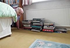 Too many 57-365 (10) ( Georgie R) Tags: books