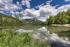 Offensee (Wilflingseder) Tags: lake austria see sterreich nikon himmel offensee skyheaven