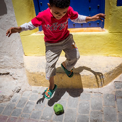 Shadow of fingers (PaulHoo) Tags: child kid playing shadow color contrast hands play essaouira marocco africa lumix streetphotography streetcandid candid 2016 decisive moment summer squareformat square youth innocence medina ilobsterit