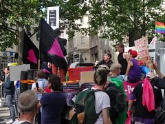 Act-up (Jeanne Menjoulet) Tags: marchedesfiertés lgbt paris 2juillet2016 lesbiangaypride gay lesbiennes bi trans gaypride pride actup lbgt