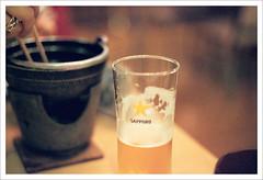 (marcma /  /) Tags: film beer japan sapporo olympus   om1n aomiri  marcism