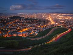 San Francisco (bryanscott) Tags: sanfrancisco california skyline san francisco cityscape