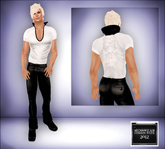 A Simple Plan (Ritch Nicholls [Poseology]) Tags: avatar sl secondlife shag ladieswholunch mwfw mwfw2012 menswearfashionweek2012