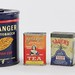 233. Antique Advertising Tins