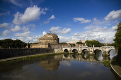 "Castel Sant'Angelo • <a style=""font-size:0.8em;"" href=""http://www.flickr.com/photos/89679026@N00/6952408660/"" target=""_blank"">View on Flickr</a>"