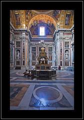 Santa Maria Maggiore in Rome (- Carsten -) Tags: