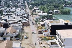 Saigon 1969 - Sản xuất nhang - Đường Bà Hom trước cư xá Phú Lâm B (manhhai) Tags: 1969 saigon