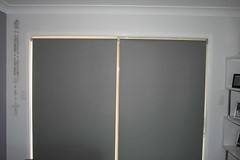Roller Blind (Blockout Fabric)