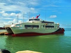 Carnival Runner 2 (Starjack30) Tags: water ferry taxi catamaran trinidad tobago portofspain austal