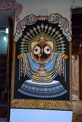 Beautifully painted walls of Raghurajpur Village (VinayakH) Tags: india art heritage artwork village traditional orissa artisan traditionalcrafts raghurajpur utkal tassar pattachitra odisha