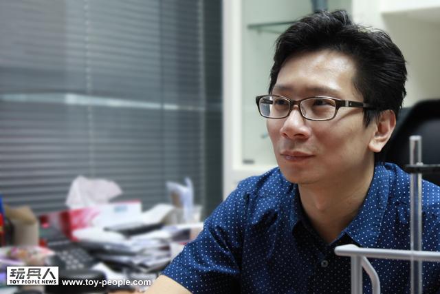 Hot Toys 創辦人Howard Chan 專訪