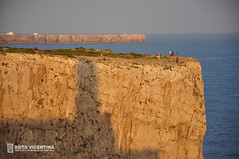 Magestic cliffs of the Sw tip of Portugal Photo
