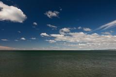 Estrecho de Magallanes (fotomanu67) Tags: chile patagonia mar raw punta sur arenas region horizonte estrecho magallanes magallanica