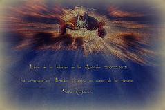 Libro de los Hechos de los Apóstoles 28,16-20.30-31. Obra Padre Cotallo.HDR1