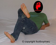 PICT0043_01 (footboymarc) Tags: sexy male feet barefoot marc his shows soles