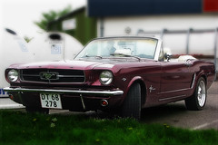 Mustang Sally (gos1959) Tags: ford mustang fordmustang mustangsally jammerbugt mygearandme biersted