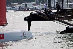 America's Cup (LucaDellaRina) Tags: venice cup word series vela venezia americas 2012 sailingboat americanscup americancap