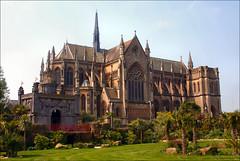 Arundel Cathedral (Canis Major) Tags: cathedral westsussex 500 arundel romancatholic frenchgothic arundelcathedral howardfamily