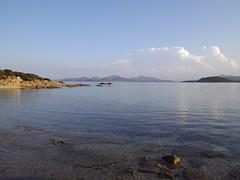 Capriccioli beach (Caroline Harrison) Tags: