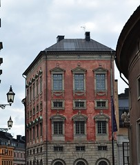 Palais Oxenstiernas, Slottsbacken, Gamla Stan, Stockholm, Sude. (byb64) Tags: europa sweden stockholm eu palace palais gamlastan sverige suecia ue palacio sude maniriste