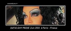 2011-GayPride-Paris-0999www (BELHASSEN Gerard) Tags: gay costumes paris france lesbian drag costume pride parade queens lgbt fete homo sexual liberte defile libertine travesti lesbienne batala deguisement homosexuel transexuel libertin deguisements belhassengerard belhassenpierre belhassenphoto