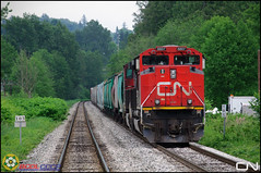 Mile 105 (BCOL CCCP) Tags: cn bc rail railway canadian national burnaby mile cccp 151 cnr guesswherevancouver bcol guessedpointmile105