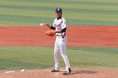 DSC04378 (shi.k) Tags: 横浜スタジアム 東京ヤクルトスワローズ 120608 イースタンリーグ 平井諒