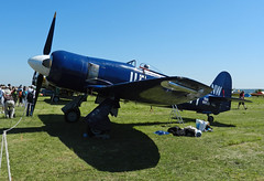 2012.05.26.025 LA FERTE ALAIS - Hawker Sea Fury FB MkXI (F-AZXJ - cn.37733 - 115-NW) aux couleurs de la Royal Australian Navy (alainmichot93 (Bonjour à tous - Hello everyone)) Tags: france airplane iledefrance warbird 91 avion hawker 2012 hélicoptère meetingaérien essonne grandebretagne lafertealais letempsdeshélices aérodrômedecerny fazxj hawkerseafurymkxi