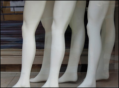 Legs (Flicktone) Tags: mannequins legs shopwindowdisplay sx40hs canonsx40 flicktone