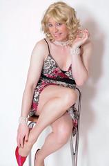 DSC4187 (Stephanie Monroe - Tutton) Tags: tv legs cd tgirl transgender tranny transvestite pantyhose crossdresser ts nylon tg trannie dreamgurl stephaniemonroe