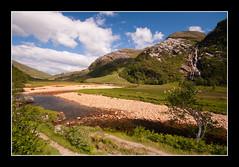 Steall Falls Valley (Lee Galashan) Tags: ex canon scotland waterfall highlands sigma falls glen valley 1020 nevis steall 40d