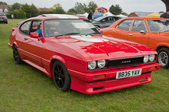1984 Ford Capri 2.8i (Trigger's Retro Road Tests!) Tags: show classic ford car capri retro 1984 vehicle essex 2012 lawford revival manningtree 28i