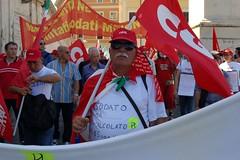 DSC_4905 (i'gore) Tags: roma precari lavoro manifestazione cgil uil lavoratori crescita pensionati fisco occupazione cisl sindacato sindacati disoccupati esodati
