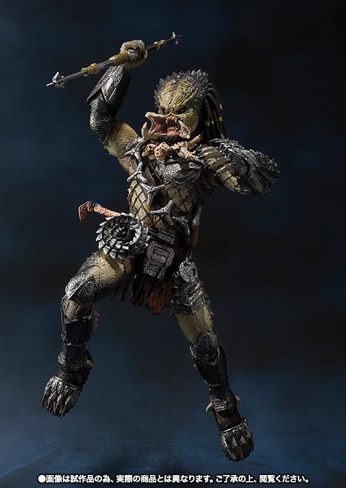 S.H.MonsterArts 終極戰士:孤狼 重裝版