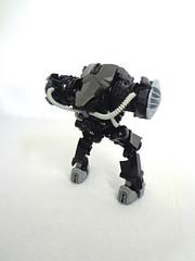 Unit 003 (Johann Dakitsch) Tags: robot factory lego hero bionicle android mech moc