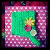Green (Ela y Fungilandia) Tags: flowers flores verde green primavera hat spring gorro crochet blythe neo ela flickrandroidapp:filter=none elayfungilandia fungilandia