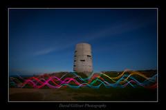 Tower Ribbons (Pikebubbles) Tags: longexposure nightphotography lightpainting lightgraffiti guernsey longexposures nightography davidgilliver lightjunkies davidgilliverphotography
