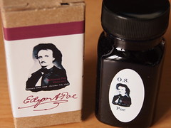 Organics Studio Edgar Allan Poe - Close Up