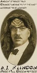 AJ Klingon Wins Klingon Haiku Contest (byzantiumbooks) Tags: haiku klingon ds106 dailycreate