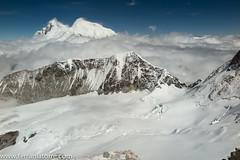 159-Makalu Lha (7500m).Everest i Lothse (ferran_latorre) Tags: mountain himalaya alpinismo everest alpinism ferranlatorre