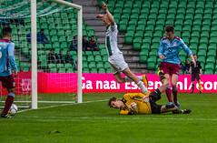 FC Groningen beloften-23 (Gerald Schuring) Tags: football voetbal fcn euroborg fcgroningen beloften fcnoordenveld fcn020516 brabantunited
