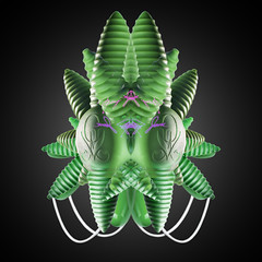 MsVsrr (Symic) Tags: white green cord mirror leaf cool wire weed jane symbol mary egg machine symmetry vibrator plastic pot reflect form comfort ribbed abs pleasure cannabis ganga silocone heatherbgangavibes gangavibes