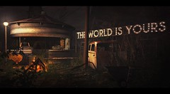 The world is yours. (Brandi Monroe) Tags: hive thehive drd deathrowdesigns 6republic