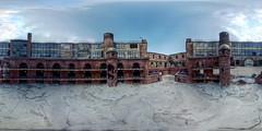 """Meta"" Castle Williams (jamescastle) Tags: nyc nationalpark fort prison governorsisland"
