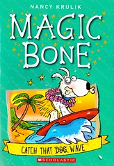 Catch That Dog Wave (Vernon Barford School Library) Tags: new fiction dog pet pets beach dogs animals reading hawaii book high surf library libraries magic reads wave books surfing read paperback adventure cover nancy junior beaches novel bone covers bookcover braun middle vernon quick recent qr grade2 bookcovers paperbacks careful sebastien novels fictional barford softcover krulik quickreads quickread magicbone sebastienbraun vernonbarford rl2 softcovers catchthatwave readinglevel nancykrulik catchthatdog 9780545757584 9781518105272 9780448464442