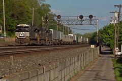 The J (Trainboy03) Tags: pennsylvania ns norfolk southern pa 2674 haysville