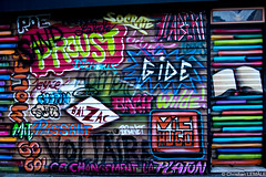 Pop culture - Rouen (christian_lemale) Tags: france graffiti nikon tag graf rouen d7100
