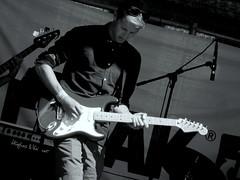 Nord Als Musikfestival (Landanna) Tags: bw music white black concert guitar muziek zwart wit sort hvid gitaar zw nordalsmusikfestival