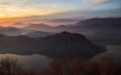 Evening light.... (Alex Switzerland) Tags: sunset canon landscape eos switzerland tessin ticino tramonto svizzera lugano paesaggio 6d luganese